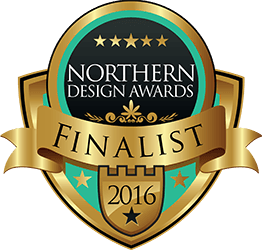 Northern Design Awards 2016 Finalist