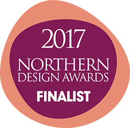 Northern Design Awards 2017 Finalist