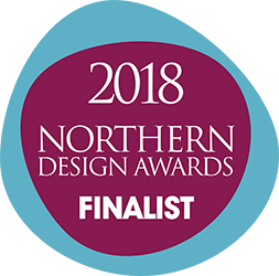 Northern Design Awards 2018 Finalist