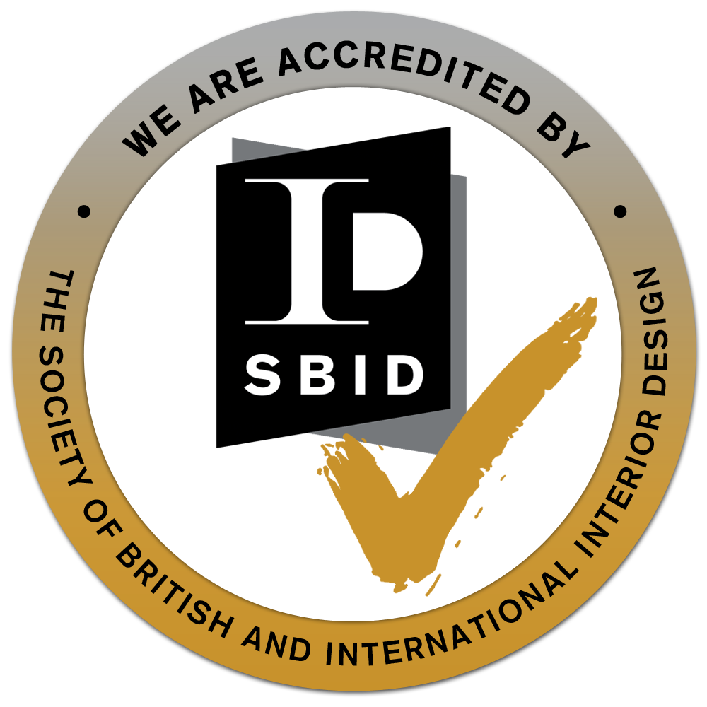 We are accredited by SBID - Rachel McLane Ltd