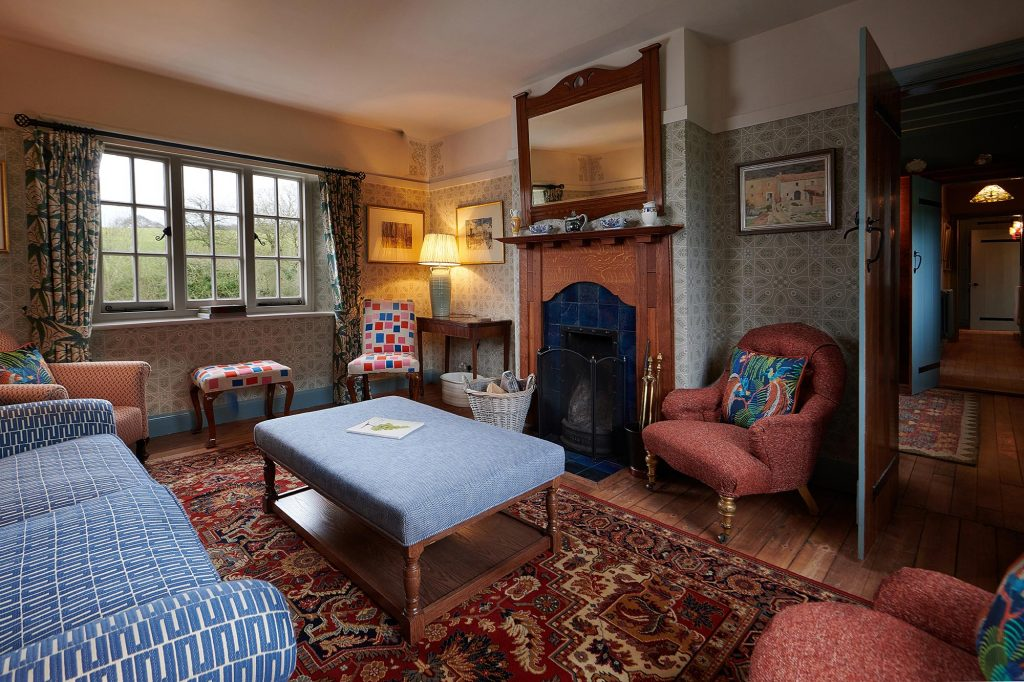 moor view holiday cottage interior by Rachel McLane Ltd